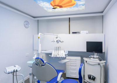 Consulta 3 de la clínica dental Dr Eduardo Abad en Jaén