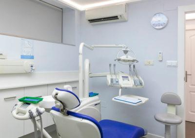 Consulta 2 de la clínica dental Dr Eduardo Abad en Jaén