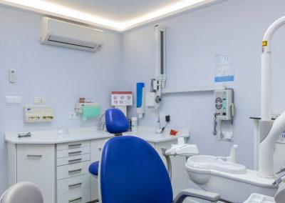 Consulta 1 de la clínica dental Dr Eduardo Abad en Jaén