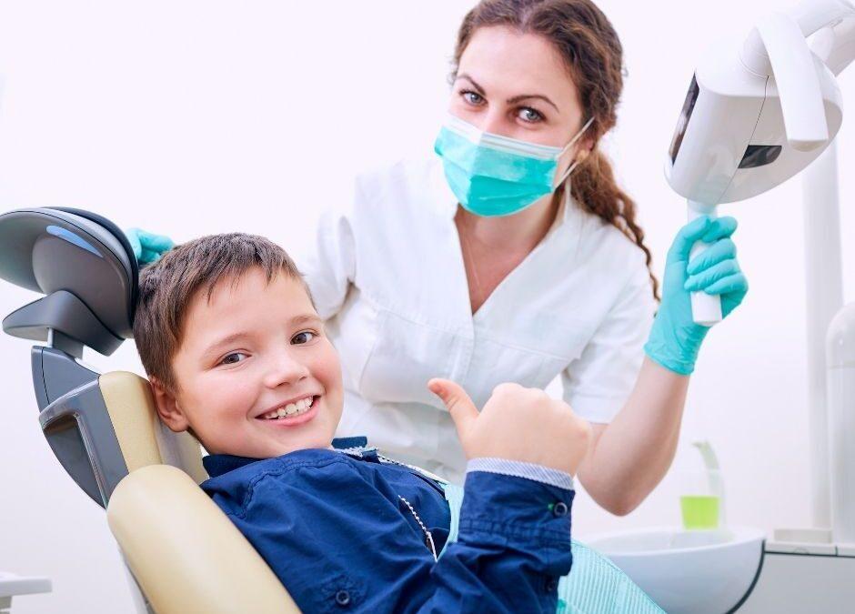 ¿Cuándo debo empezar a llevar a mi hij@ al dentista?